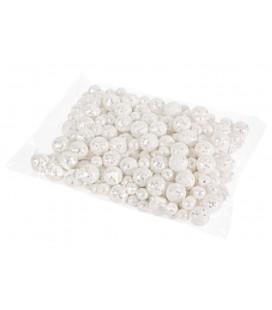 Bolas decorativas blancas