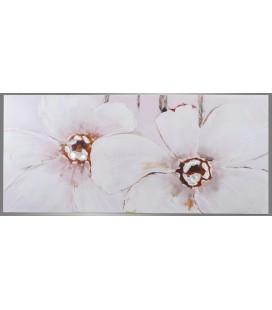 Cuadro flores Cen