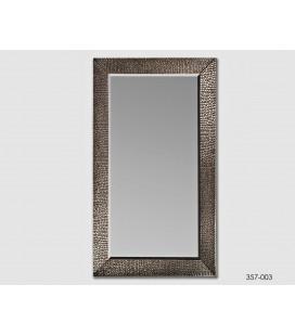 Espejo croco plata 80x140cm