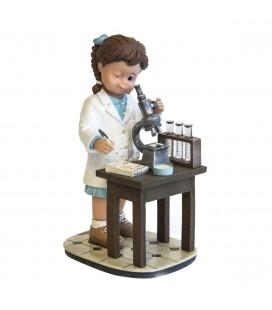 """""""A través del microscopio"""" de Nadal"""