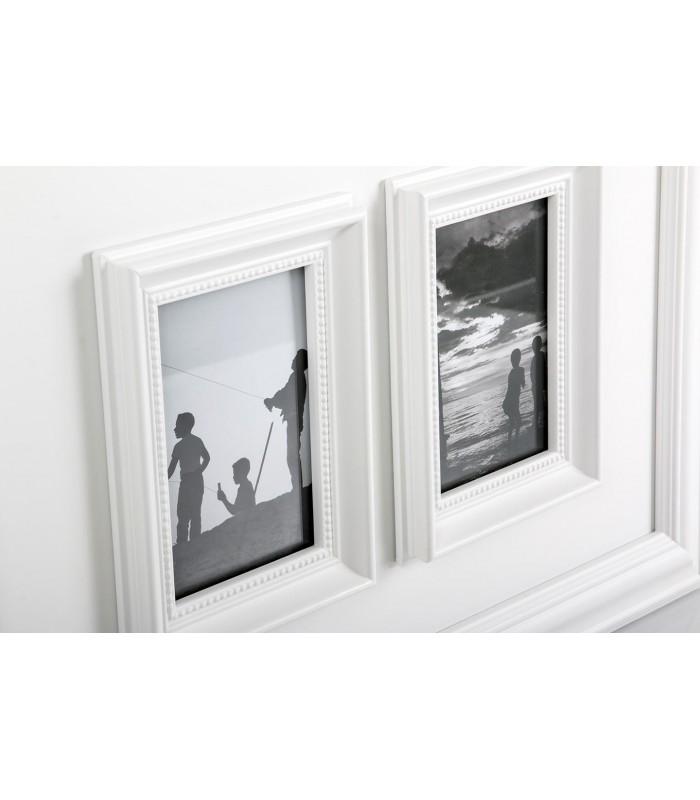 Portafoto múltiple para decorar con tus fotos las paredes de casa.
