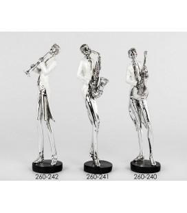 Figuras decoraivas músicos