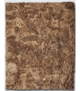 Australia alfombra de pelo marrón visón