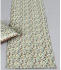 Cojín con relleno Arcoiris multicolor