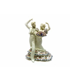 Baile Flamenco de Creaciones Nadal