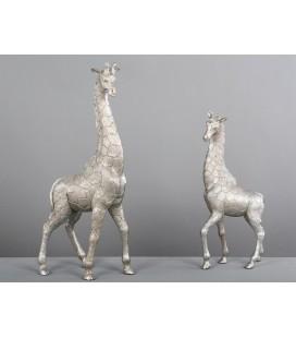 Figura figura africana plata
