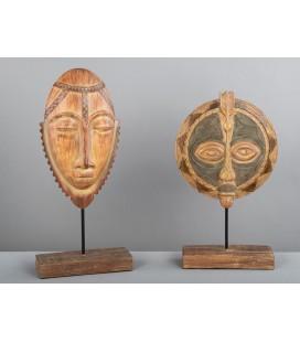 Figuras máscaras africanas