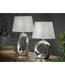 Lámparas de mesa Ariadna plata