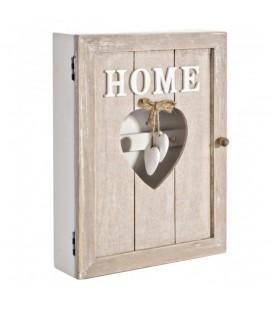 Caja de llaves Corazón Home