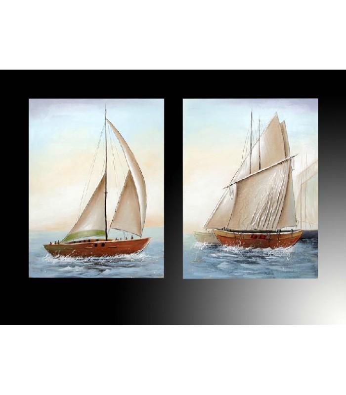 Bonitos cuadros de veleros de grandes dimensiones para for Cuadros grandes dimensiones