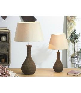 Lámparas de mesa Freire marrón