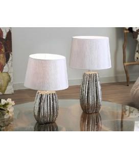 Lámparas de mesa Telma plata