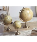 Bola del mundo dorada París