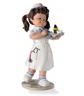 Bandeja de enfermera de Nadal