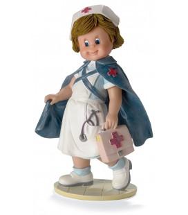 Seré una buena enfermera de Nadal grande