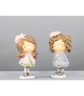 Figuras decoración muñeca Pérez