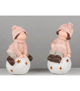 Muñecos niños Moma