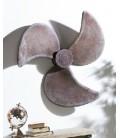 Adorno de pared Hélices metal
