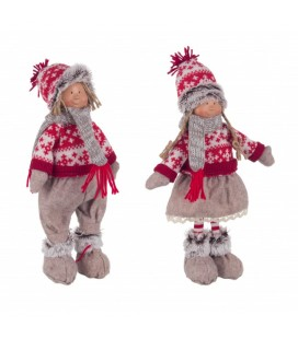 Muñecos de pie navidad Irlandés