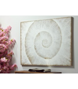 Cuadros gigante abstracto caracol