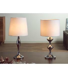 Lámparas de mesa Bou plata