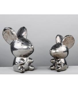 Figura conejos Tambor