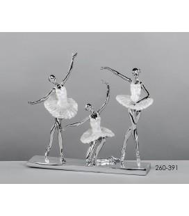 Figura pareja bailarinas