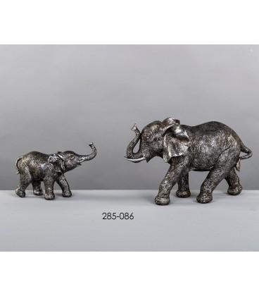 Figuras decoración elefantes