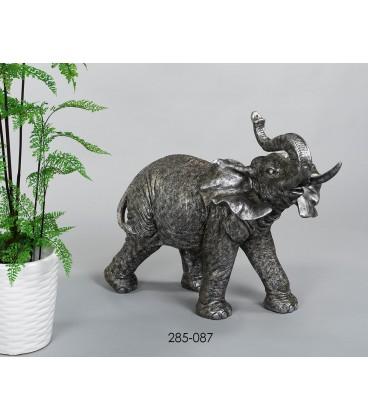 Figura de diseño elefante gigante Malibú