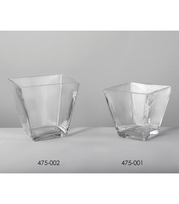 Jarrones de cristal JATO