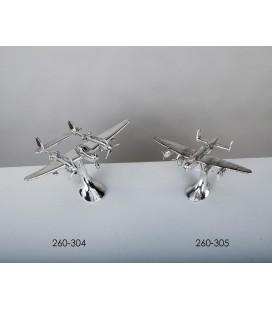 Figura decoración avión