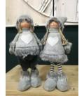 Muñecos de pie navidad Cúpido