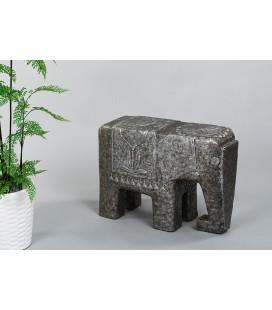 Figura de diseño elefante gigante Javier