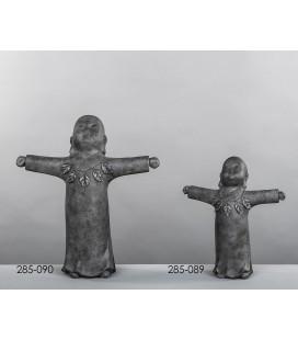 Figura original monje budista